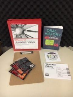 Digitization Kit – Print & Binder Material